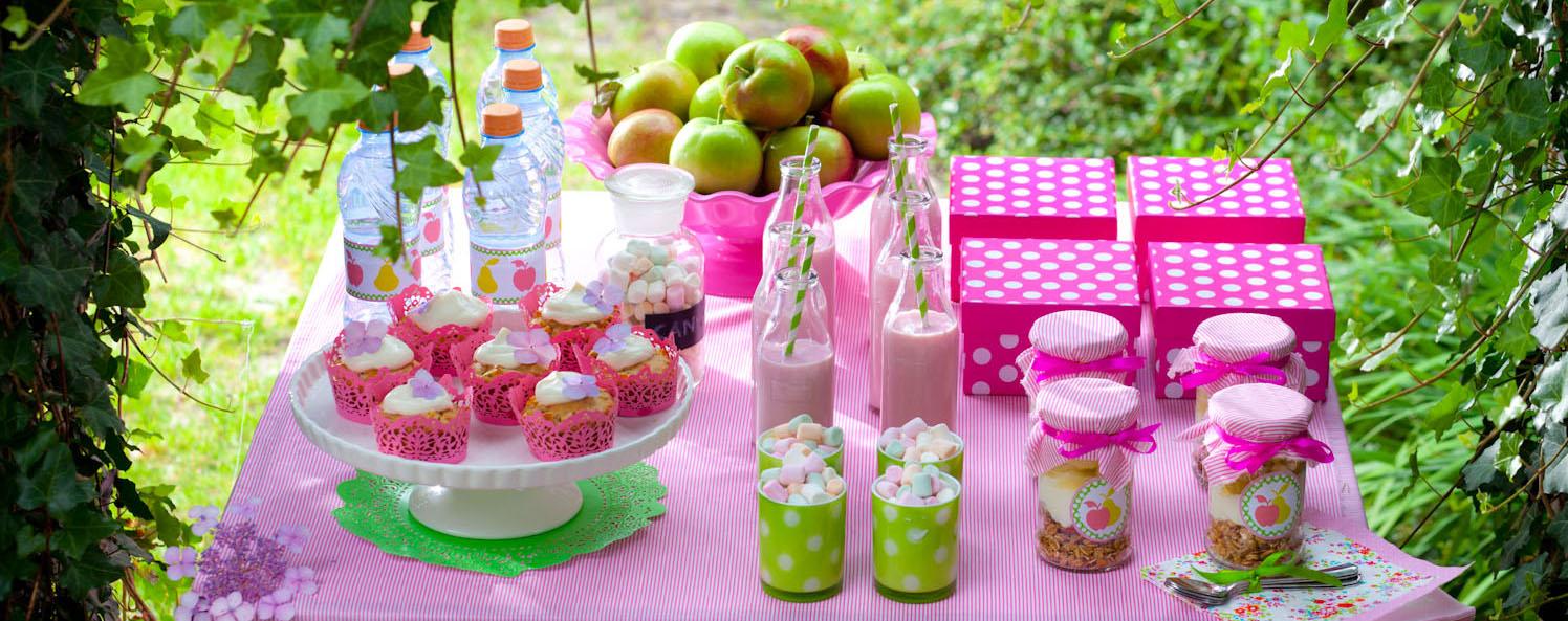 Pomysł na jabłkowe przyjęcie dla księżniczek. Do wygrania kulinarna wyprawa do Toskanii – konkurs Almette!