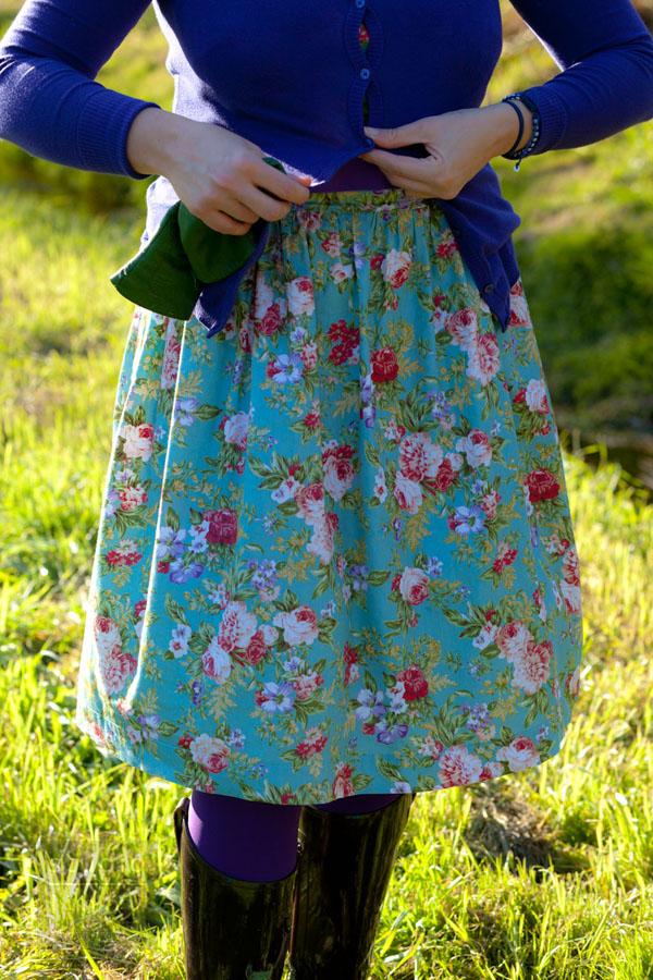 retro dress_5