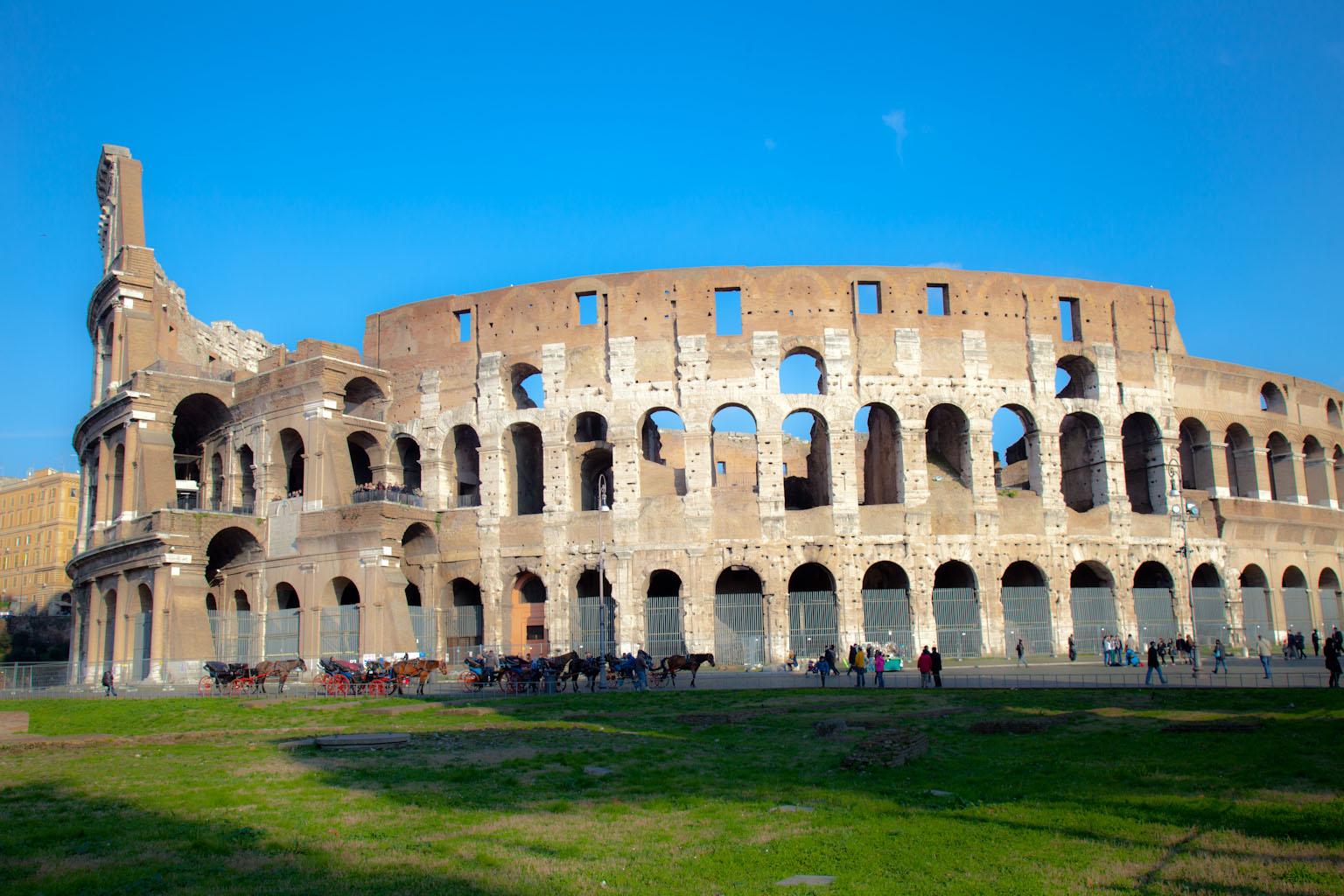 Jak zorganizować wyjazd z dziećmi do Rzymu? Praktyczne rady, sprawdzone adresy!