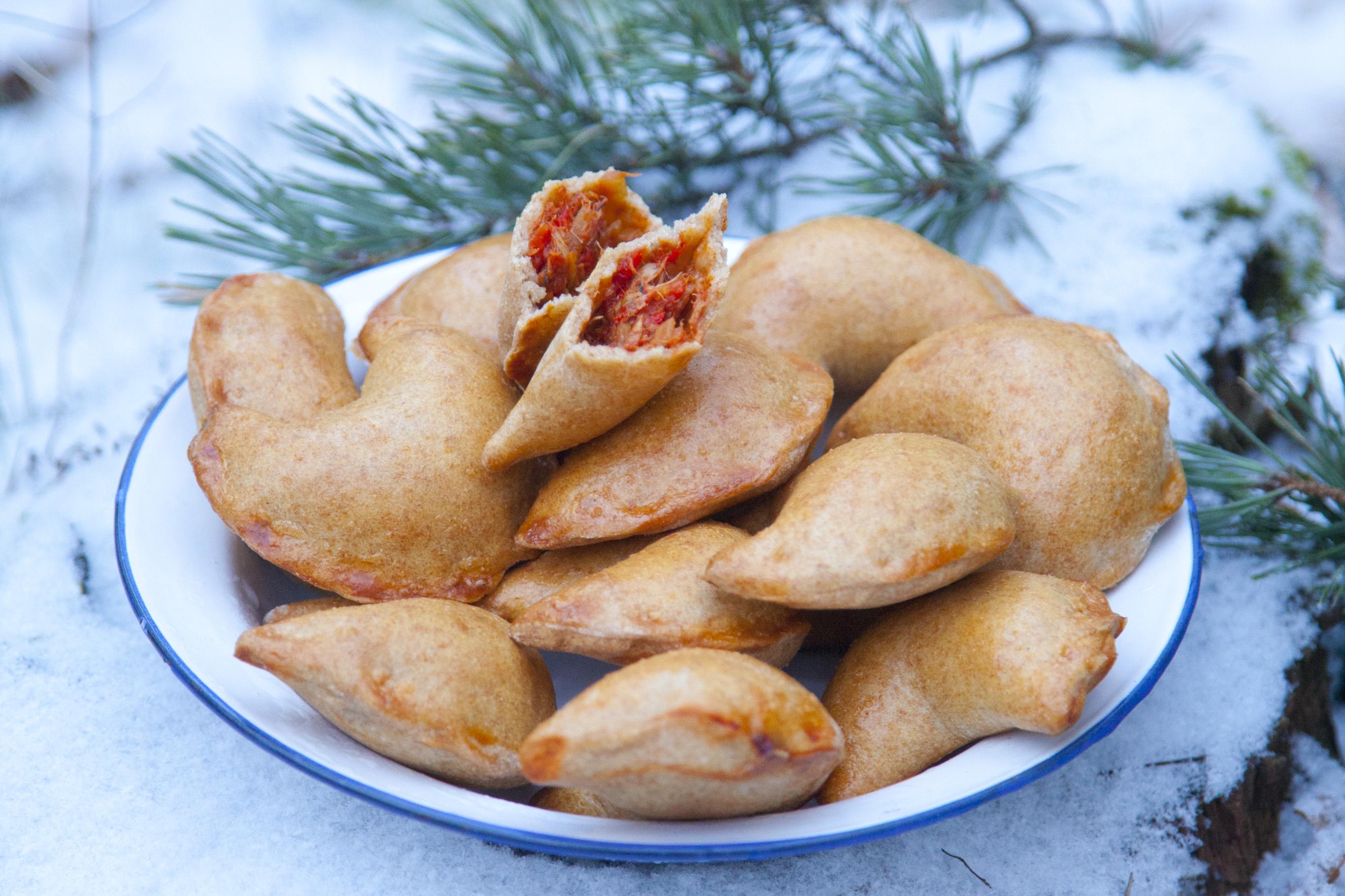 Empanadas – hiszpańskie pierożki z tuńczykiem