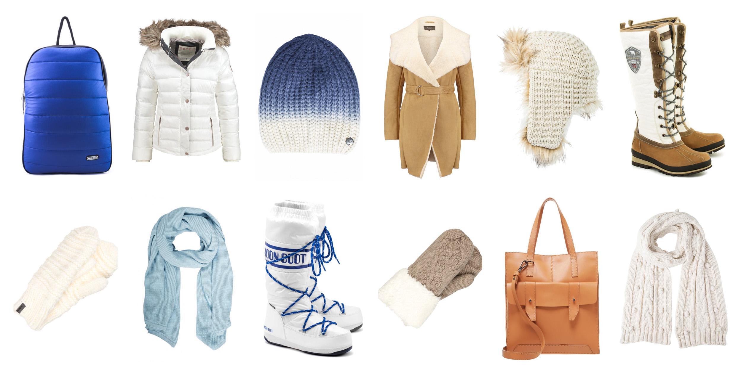 Trzymaj się ciepło! Cztery zestawy na mroźną pogodę i 30% kod rabatowy dla czylelników Lawendowego Domu :)