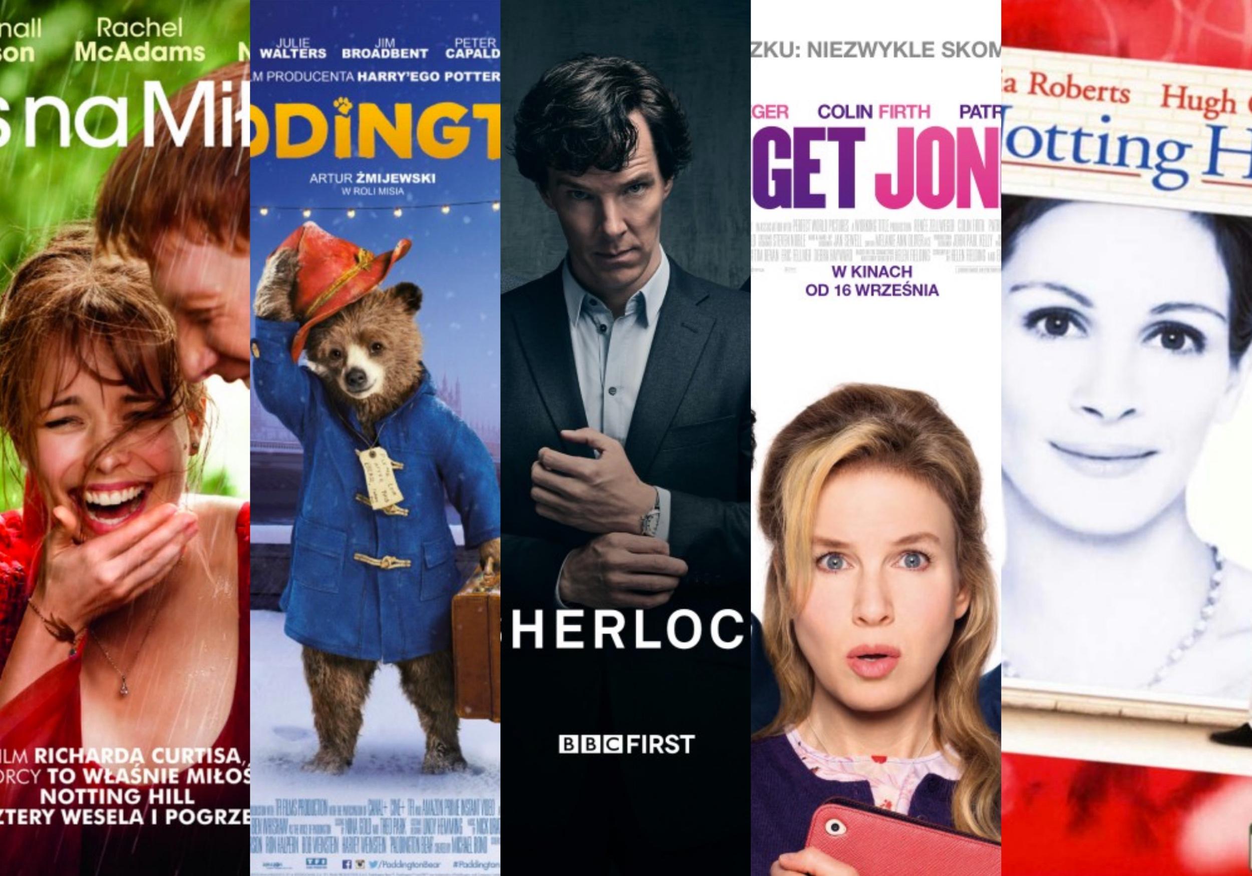 Filmy i seriale z Londynem w tle – subiektywny wybór dla miłośników londyńskich klimatów