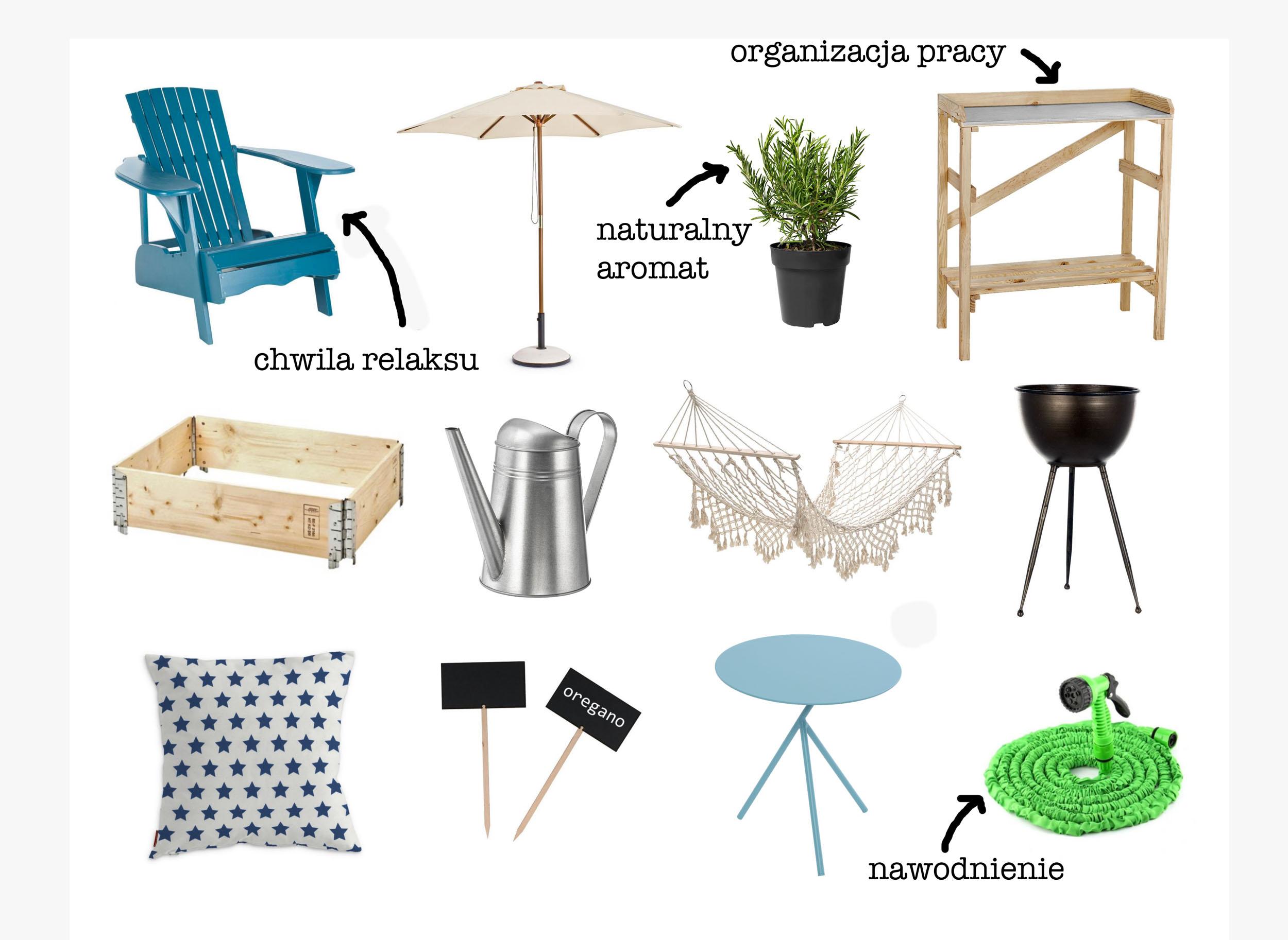 Projekt warzywnik – jak zorganizować warzywnik na balkonie lub w małym ogrodzie.