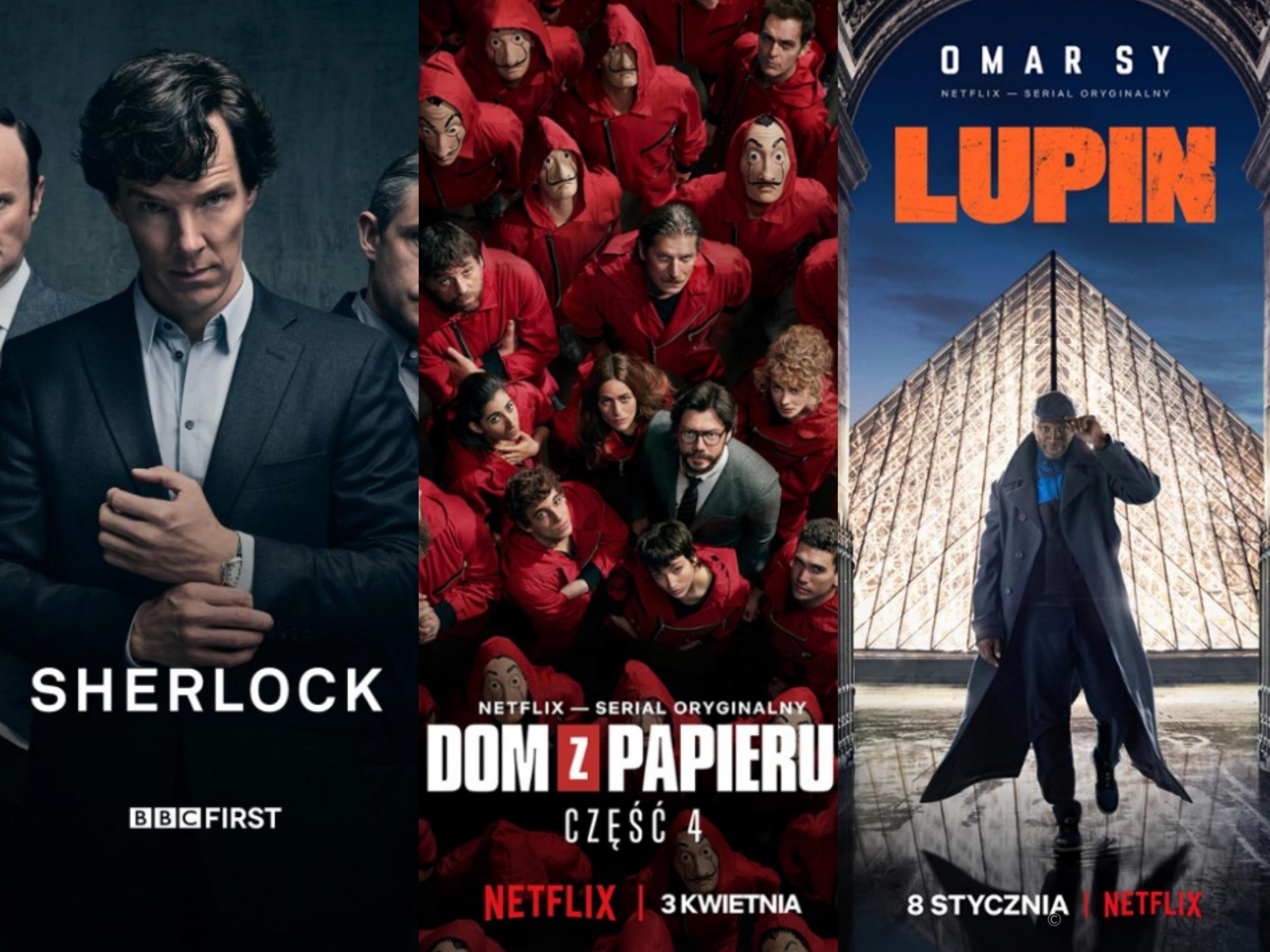Trzy nieoczywiste seriale kryminalne do obejrzenia na Netflixie