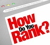 Law firm webpage page rank