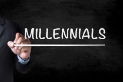 Millennial law firm employees