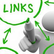 Law firm webpage backlinks