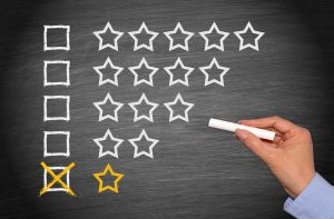 Responding to negative law firm reviews