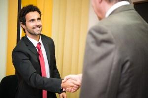 Law firm job interviews
