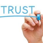 Trust flow of webpage