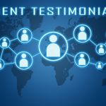 Testimonials page for law firm