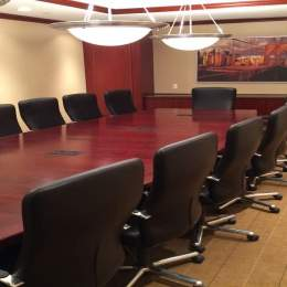 Temporary Meeting Rooms Give Attorneys A Reason To Be