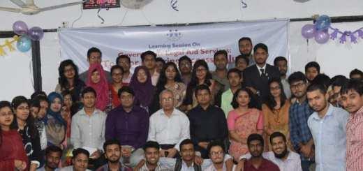 Legal Aid Services training