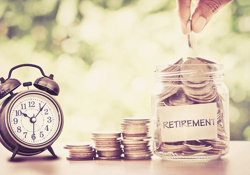 Retirement tax jar featured image