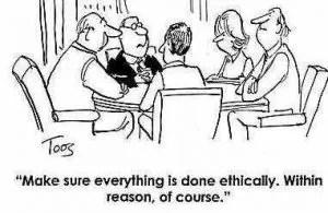 Accountant ethics