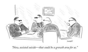 euthanasia cartoon