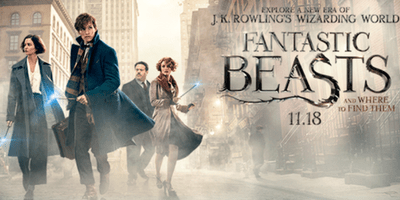 Fantastic Beasts and Harry Potter