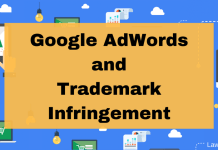 Google Adwords Infringement