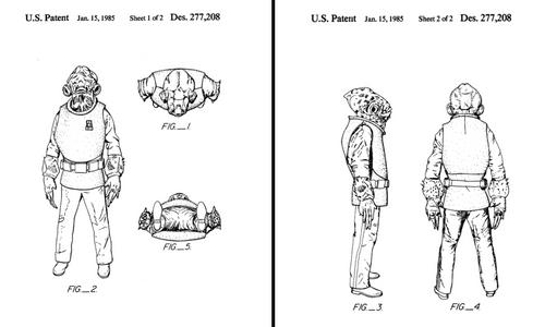 Admiral Ackbar Patent