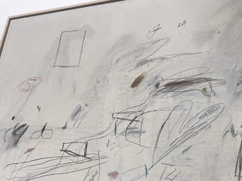 Master-penis by Cy Twombly