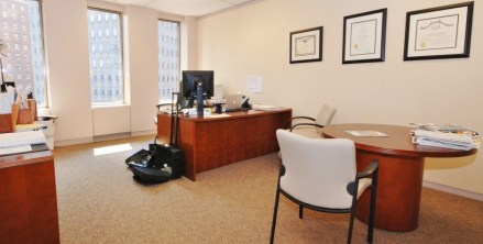 P - atty office
