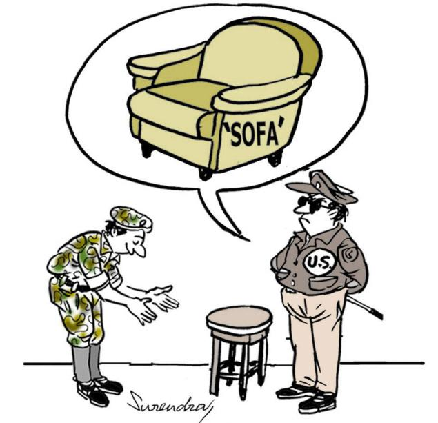 SOFA : Status of Forces Agreement