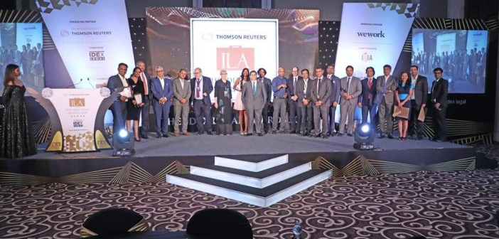 IDEX Legal Awards 2018 – The Winners