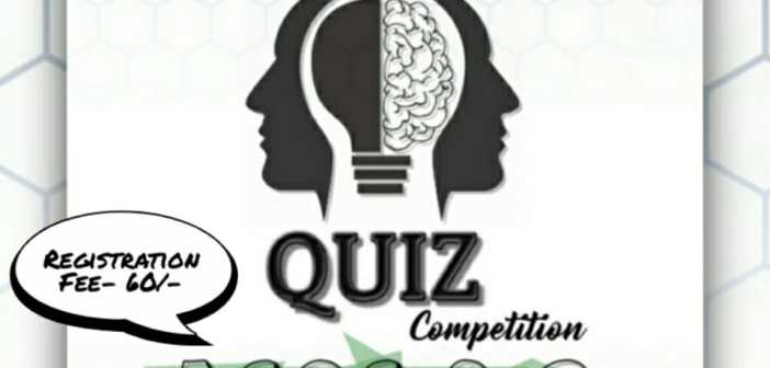 AGOG-2021 2nd National Virtual Law Quiz Competition by Institute of Law , Jiwaji University, Gwalior, M.P.