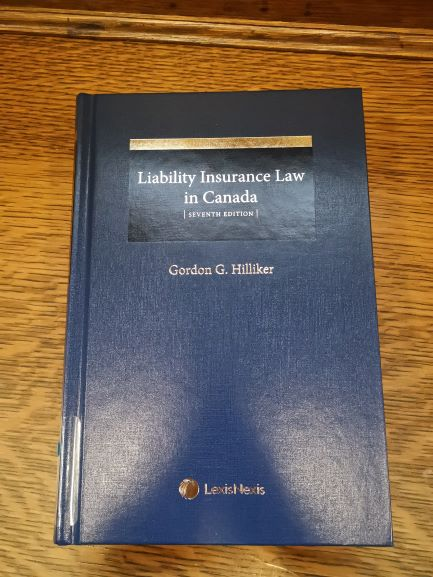 picture of Liability Insurance Law in Canada