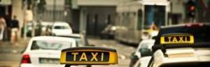 Taxi sign lawlors
