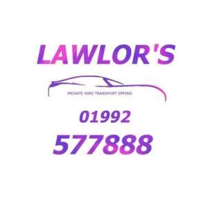 Old lawlors logo