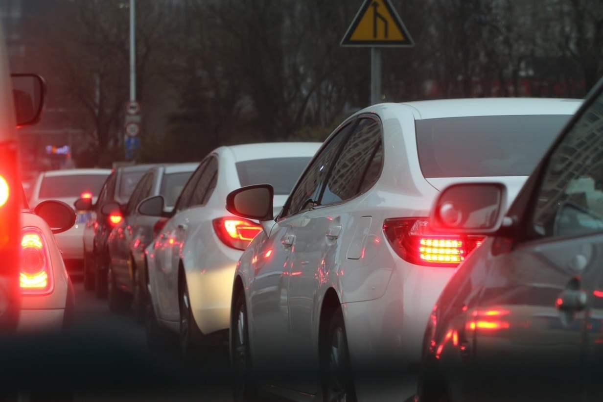 Traffic Epping