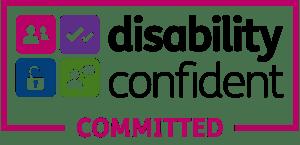 Lawlors Disability Confident Logo