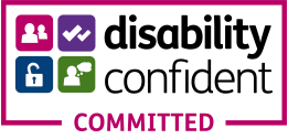 Lawlors Disability Confident Logo