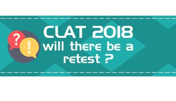 CLAT 2018 re exam and re test petitions in Delhi, Punjab Haryana and Rajasthan High Courts