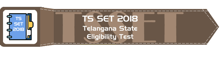 TS SET LAW 2018 Telangana State Eligibility Test Official Notification Mock Tests Sample Papers
