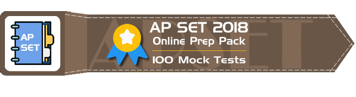 APSET LAW 2018 Andhra Pradesh State Eligibility Test Previous Question Papers Sample Papers Mock Tests