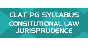 CLAT PG 2019 Syllabus Complete Constitutional Law Jurisprudence Mock test Previous Paper