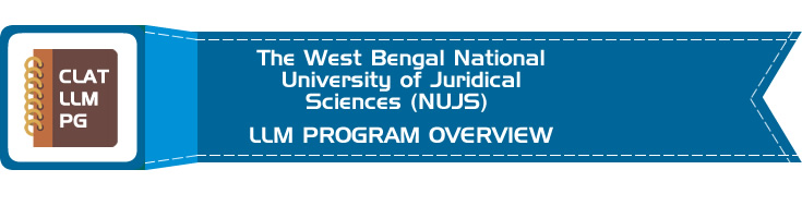 The West Bengal National University of Juridical Sciences NUJS CLAT LLM PG OVERVIEW LawMint.com