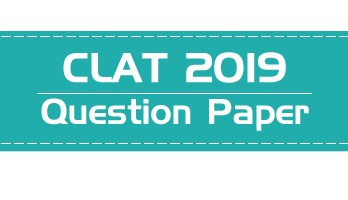 CLAT 2019 Question Paper Solved Answer Key Free PDF Download LawMint LLB