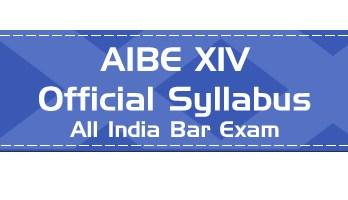 Constitutional Law, IPC, CrPC – AIBE Syllabus Details Part 1