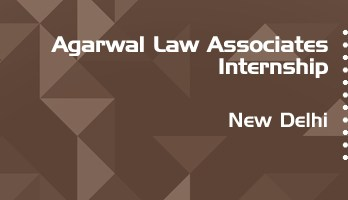 agarwal law associates internship application eligibility experience new delhi