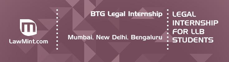btg legal internship application eligibility experience mumbai new delhi bengaluru