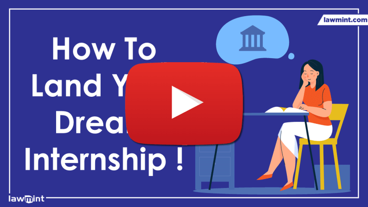 How to land your dream LLB internship in a top law firm Video series