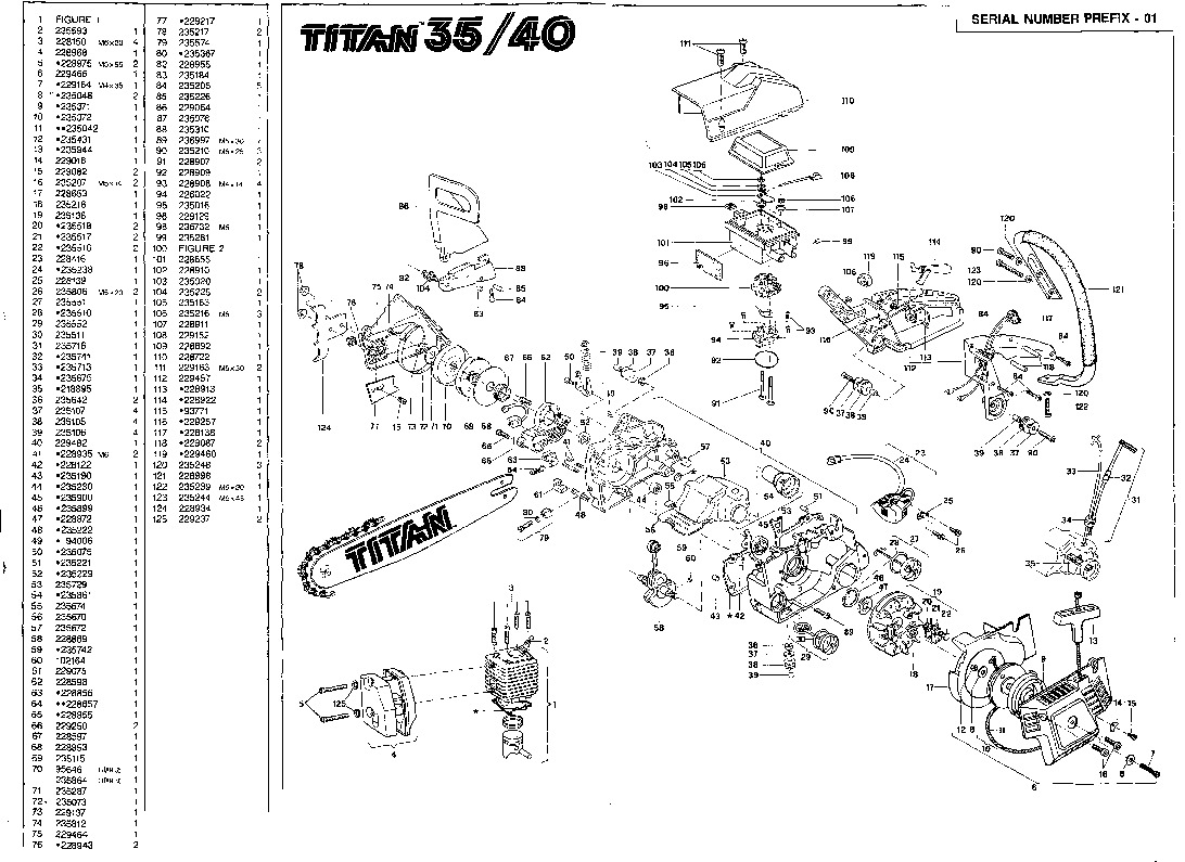 Poulan Pro Pp Avx Parts Diagram