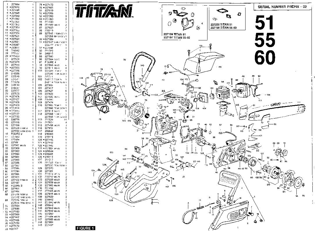 Husqvarna Rancher 55 Parts Diagram