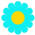 Flower - blue