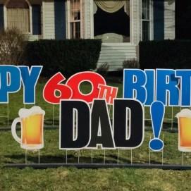60 dad