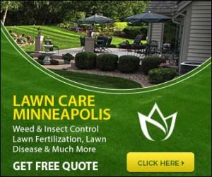Mechanical Core Aeration, Mechanical Core Aeration, Lawn Care Service Minneapolis