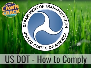 DOT Numbers – Lawn Care Companies